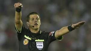 German Delfino River Plate v Boca Juniors - Argentina