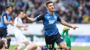 Andrej Kramaric 1899 Hoffenheim Bundesliga 18022017