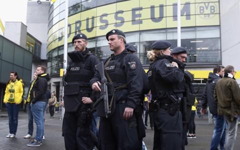 Borussia Dortmund Polizei Bundesliga
