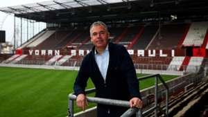 Andreas Rettig FC St. Pauli 08182015