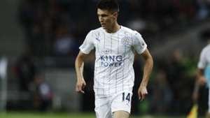 Bartosz Kapustka Leicester City 03082016