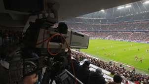 TV Kamera Camera Allianz Arena