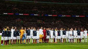 England Frankreich France Wembley 17112015