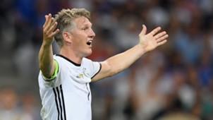 Bastian Schweinsteiger Germany Deutschland Frankreich France EC EM 07072016