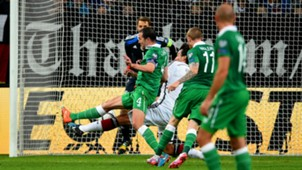 John O'Shea Germany Ireland European Qualifiers 14042014