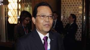 Worawi Makudi FIFA Thailand