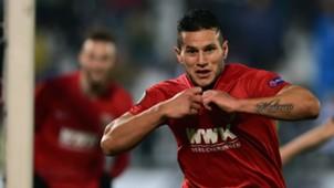 Raul Bobadilla FC Augsburg 10122015