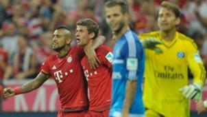 Bayern HSV Bundesliga 14082015