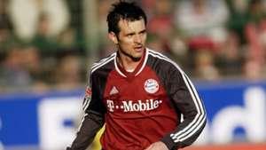 Willy Sagnol FC Bayern München Bundesliga 03152003