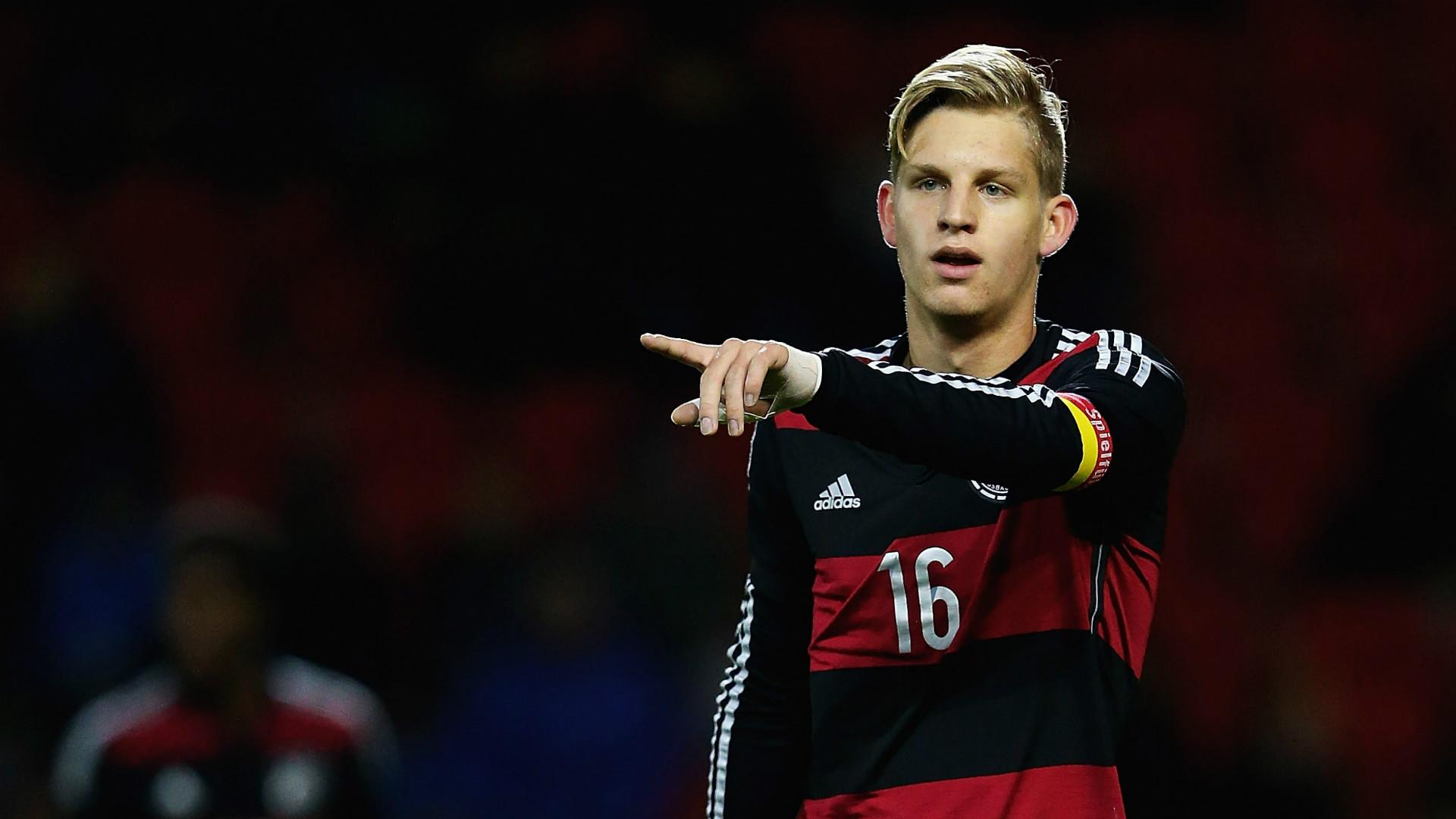 Arne Maier Germany U19