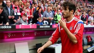 Javi Martinez Bayern München Hertha 04252015