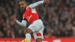 Theo Walcott Arsenal 06012016