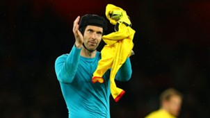 Petr Cech FC Arsenal Premier League 24082015