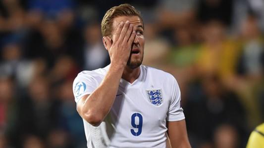 Harry Kane England U21 18062015