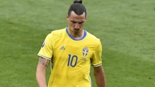 Zlatan Ibrahimovic Sweden European Championship 17062016