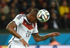 Jerome Boateng Germany Algeria World Cup 06302014