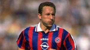 Jean Pierre Papin FC Bayern Muenchen Bundesliga 08011995