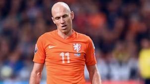 Arjen Robben Holland Niederlande Netherlands 10102014