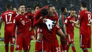FC Bayern Borussia Mönchengladbach
