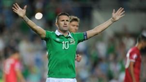 Robbie Keane Irland Ireland Gibraltar