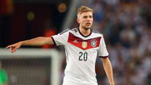Christoph Kramer Deutschland DFB Germany against USA 10062015