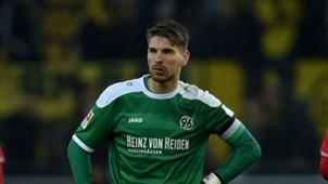 Ron-Robert Zieler Hannover 96 Borussia Dortmund Bundesliga 02.13.2016