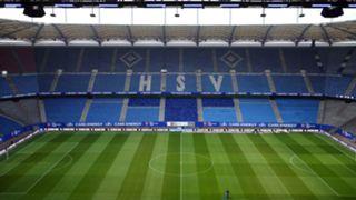 Volksparkstadion Hamburger SV Bundesliga 07122014