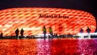 ALLIANZ ARENA BAYERN MUNICH CHAMPIONS LEAGUE 19102016