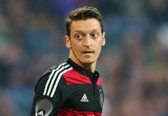 Mesut Ozil, Germany vs Cameroon