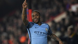 Raheem Sterling Manchester City Premier League 13022017