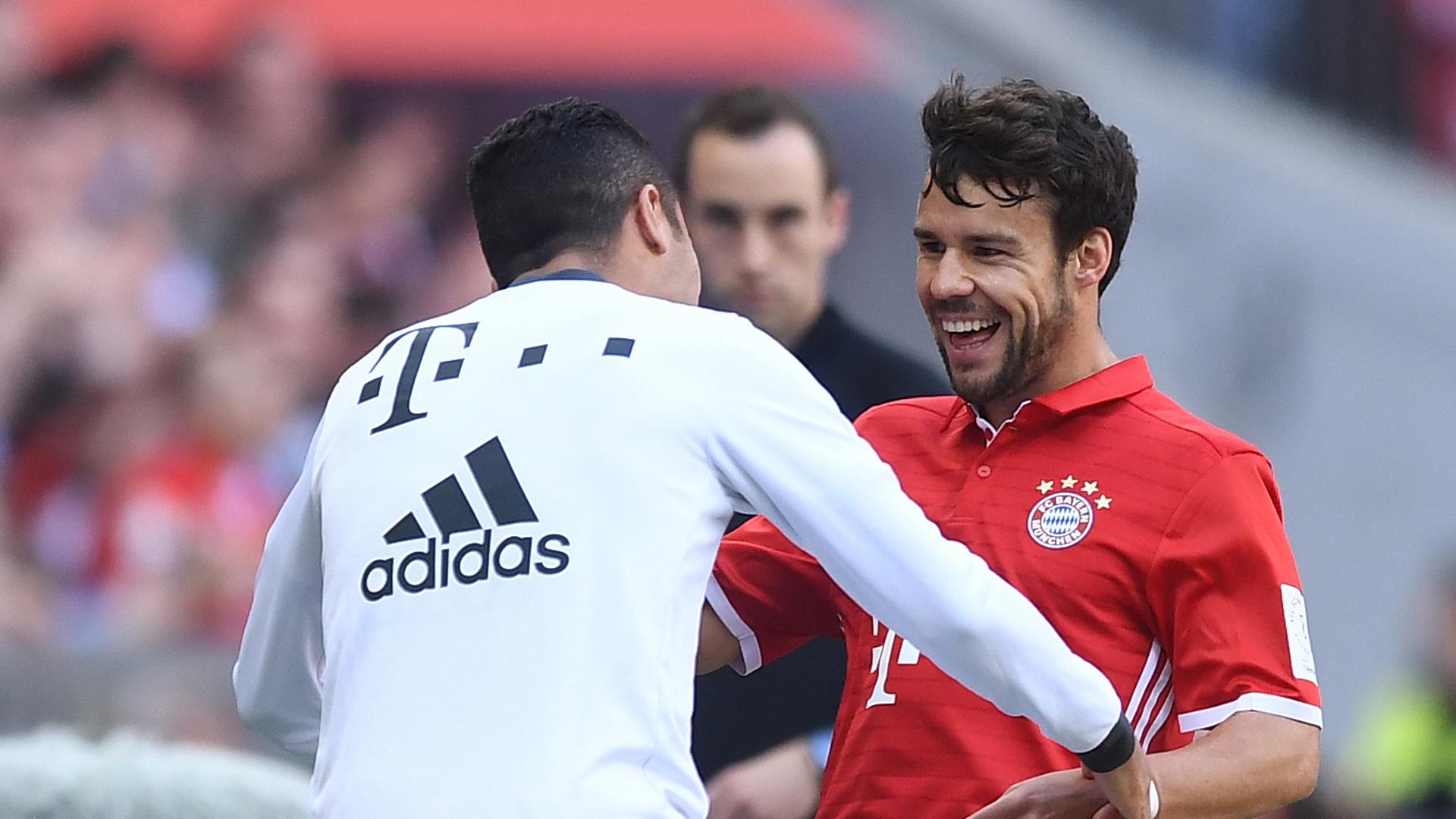 Juan Bernat FC Bayern 06052017