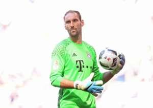 *NO GALLERY* Tom Starke FC Bayern Darmstadt 98
