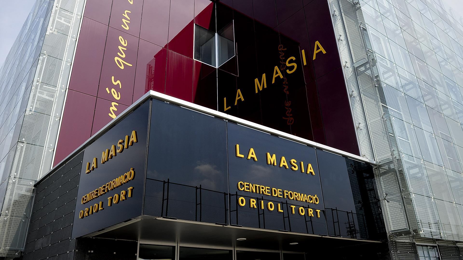 La Masia FC Barcelona 08052011