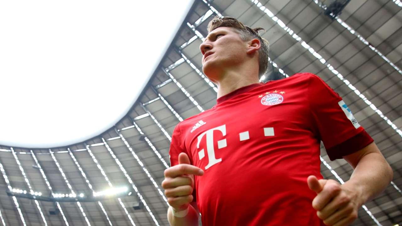 Bastian Schweinsteiger Bayern München 05232015