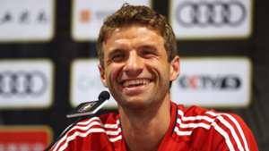 Thomas Müller FC Bayern München Audi Sommer Tour 0717
