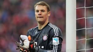 Manuel Neuer FC Bayern 03222015