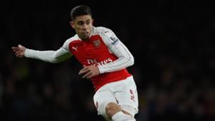 Gabriel Paulista FC Arsenal Southampton 02022016