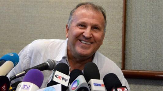 Arthur Zico Brazil Pressconference 10062016