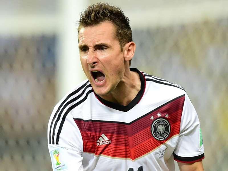 Klose quer quebrar recorde de gols da Copa contra os Estados Unidos