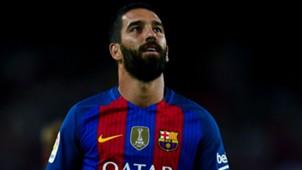 Arda Turan FC Barcelona LaLiga 10092016