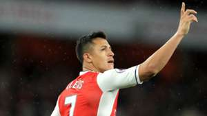 alexis sanchez arsenal sunderland premier league 051617