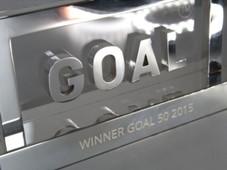 Goal 50 Trophy