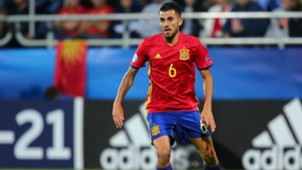ONLY GERMANY Dani Ceballos Spain Under 21