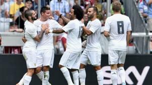James Rodriguez Real Madrid Tottenham Hotspur Audi Cup 04082015