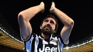 Andrea Pirlo Juventus Turin