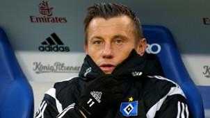 Ivica Olic Hamburger SV HSV Bundesliga Mainz 05 05122015