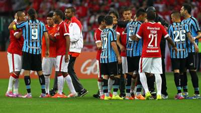Internacional Gremio Porto Alegre Brasileirao