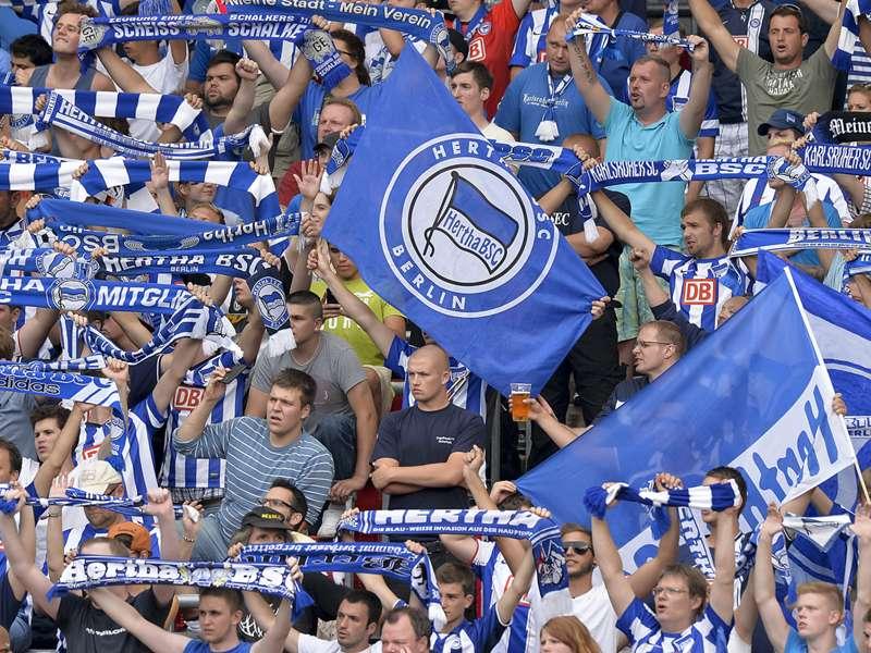 Stimmungskiller Olympiastadion: Hertha will reine Fußballarena