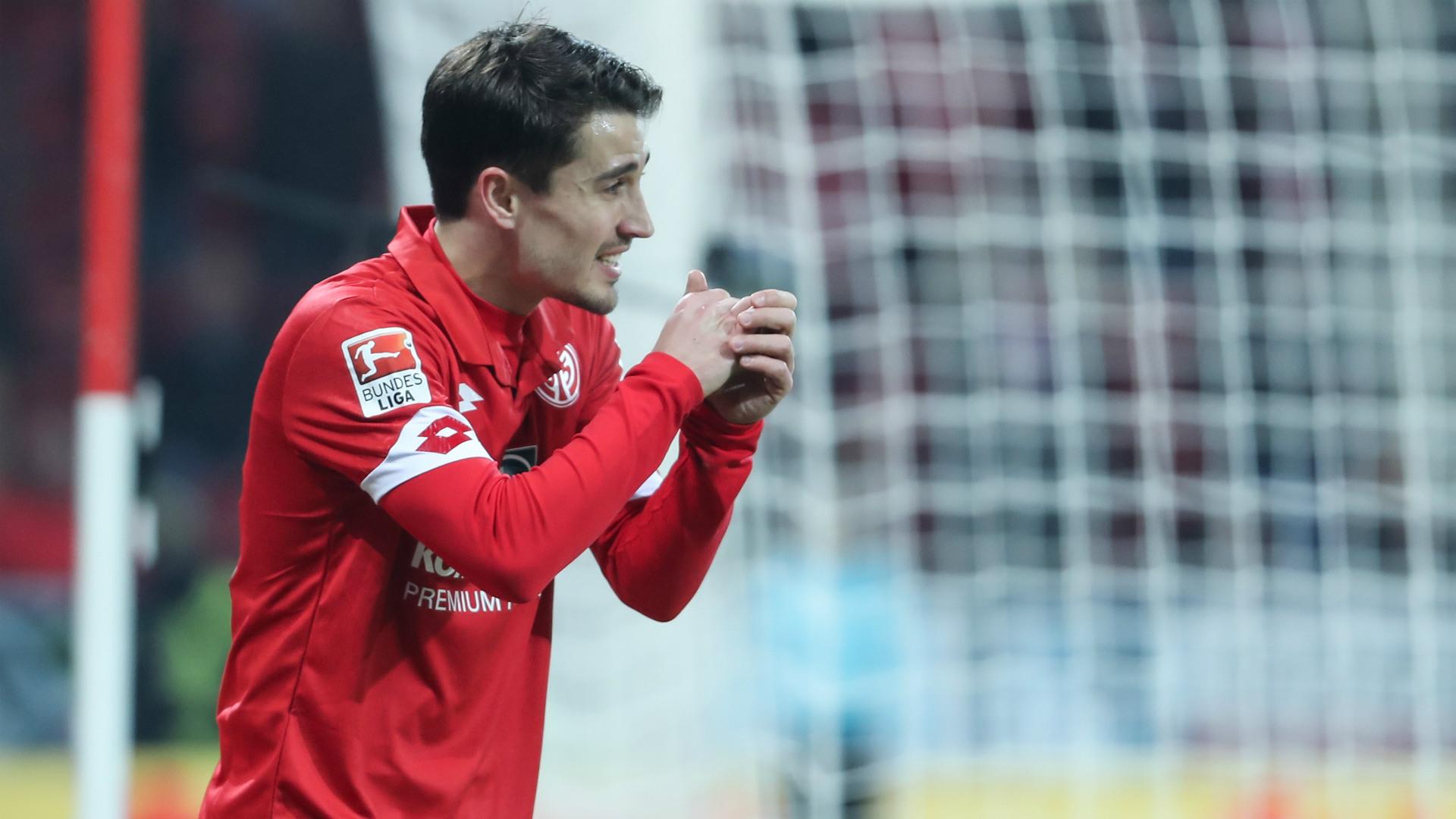 FSV Mainz Bundesliga Bojan Krkic