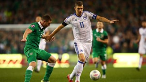 Dzeko Ireland Bosnia 11162015